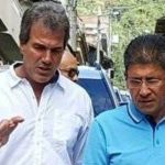 El Senador Samy Merhtg y el Representante, Jaun Carlos Rivera, llegaròn a Quincìa