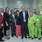El gobernador dio apertura a nuevas obras en el Hospital San Jorge