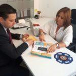 Hhon Daniel Rueda Osorio realizò gestiones en Bogotà  ante  Min TIC